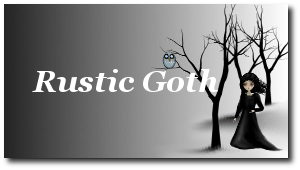 Rustic Goth Website