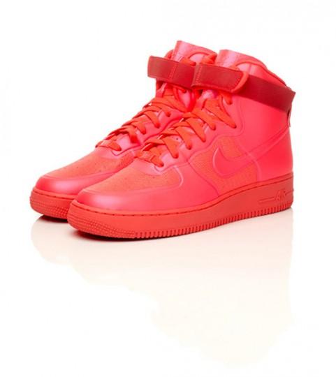 air force tutte rosse