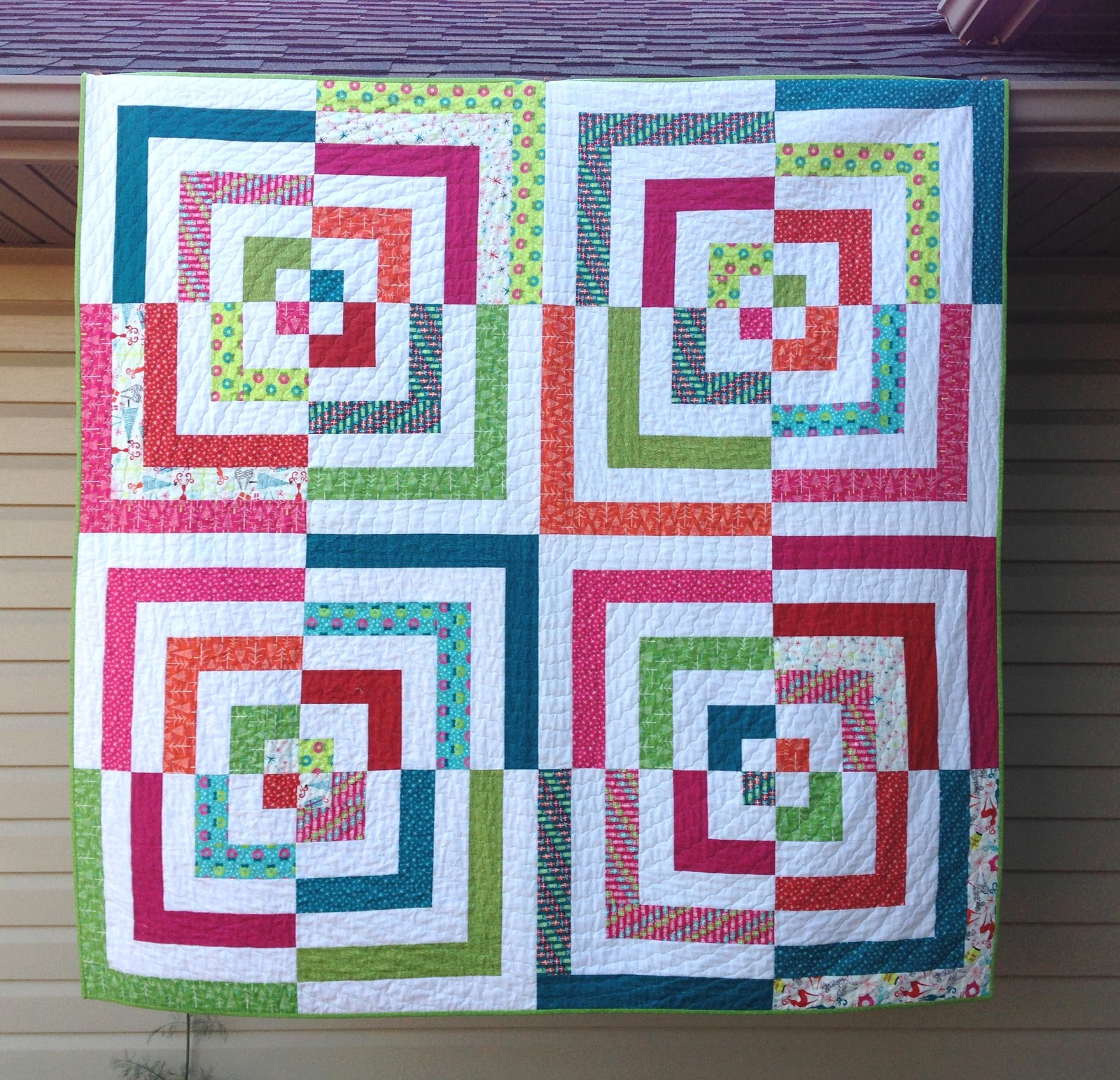 crazy mom quilts: finish it up Friday, 10/12/12 : pretty quilts for sale - Adamdwight.com