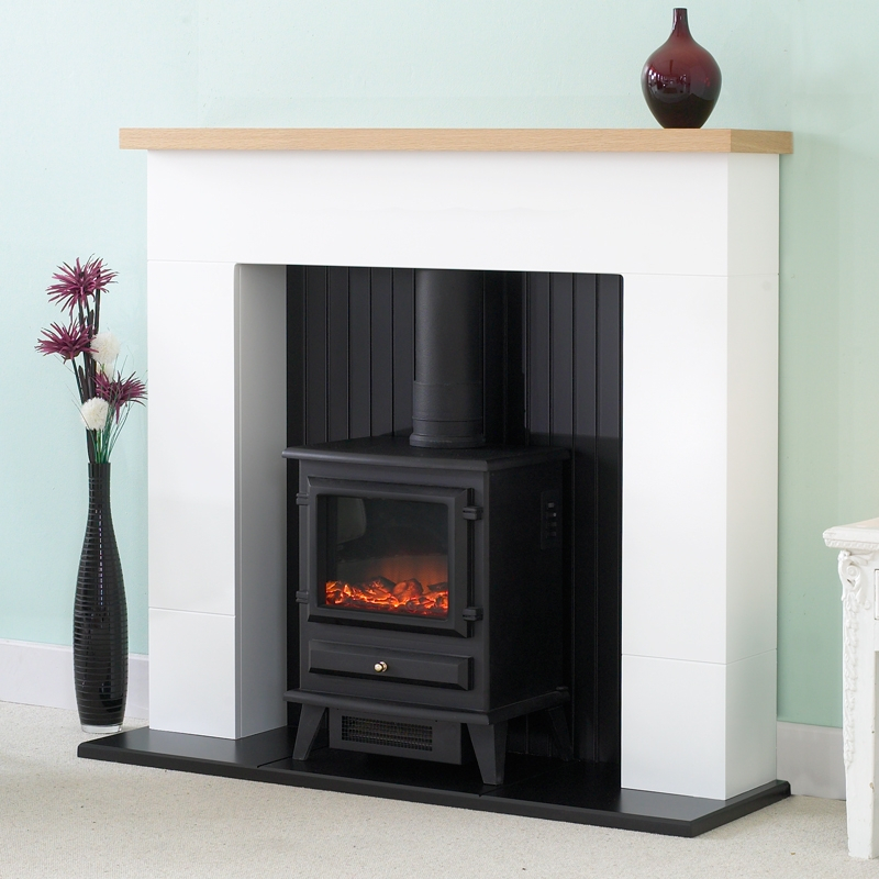 Fires fireplaces stoves may 2013 Fireplace ideas no fire