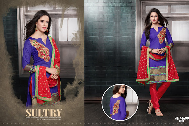 Purchase Chanderi Cotton Salwar Kameez – Supplier