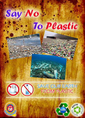 say no to plastic Have you seen the video of the sea turtle with a plastic straw up its nose if you haven't, please take a look and then decide if you need such a straw recently we've visited with restaurant.