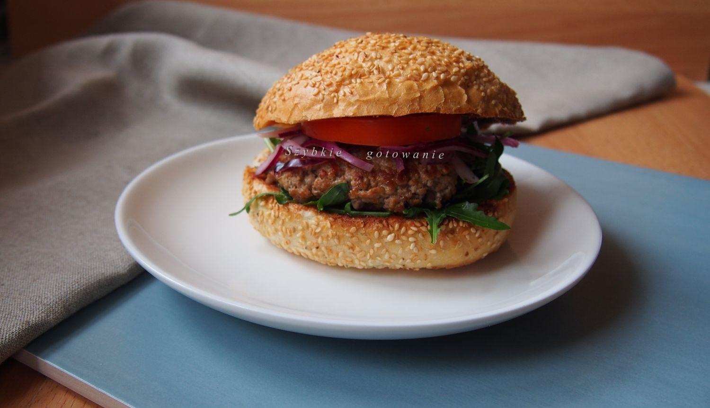szybkie Domowe hamburgery