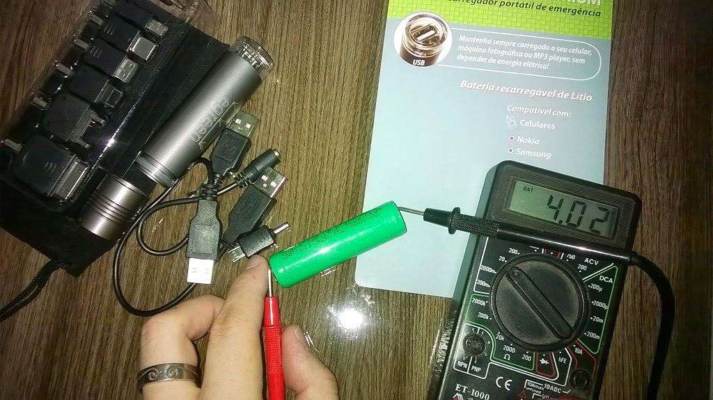 carregador portatil emergencia celular egreen quase 5v