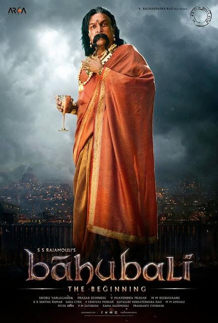 Bahubali Posters