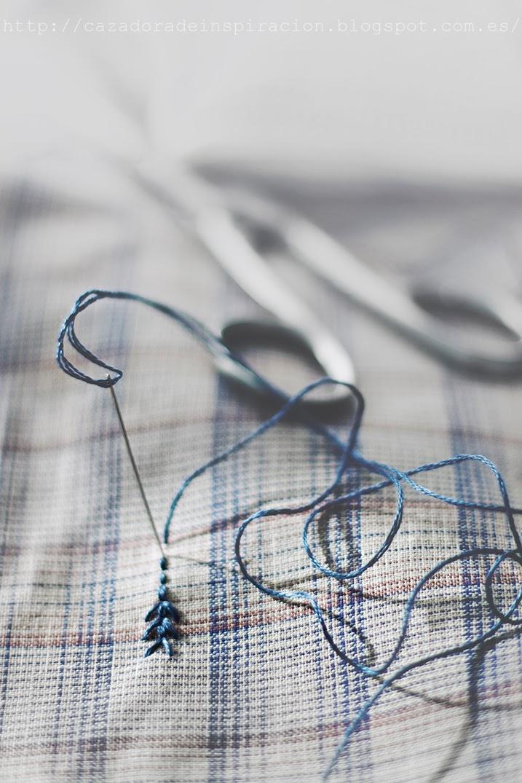 linen tablecloth / Cazadora de inspiración © Anna Tykhonova
