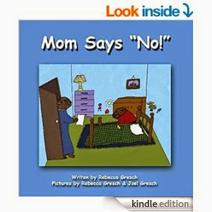 "MOM SAYS ""NO!"""