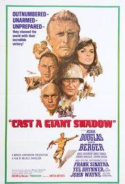 Watch Cast a Giant Shadow Online Free 1966 Putlocker