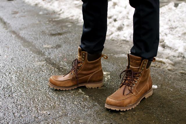 Lựa chọn boots nam theo cá tính riêng của bạn