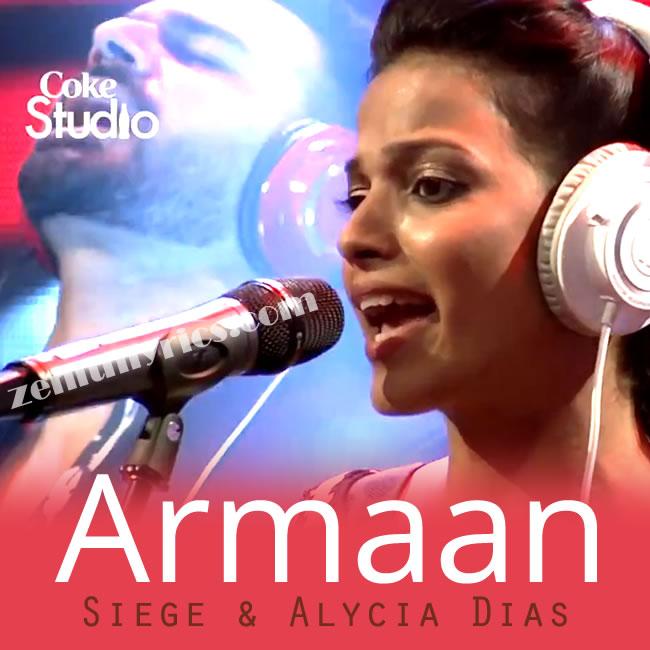 Armaan - Siege & Alycia Dias
