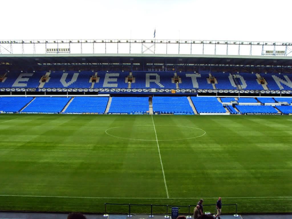 Goodison Park Everton F.C. Stadium