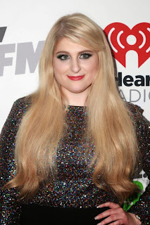 Meghan Trainor at the KIIS FM's Jingle Ball 2014 at the Staples Center on December 5, 2014 in Los Angeles, CA