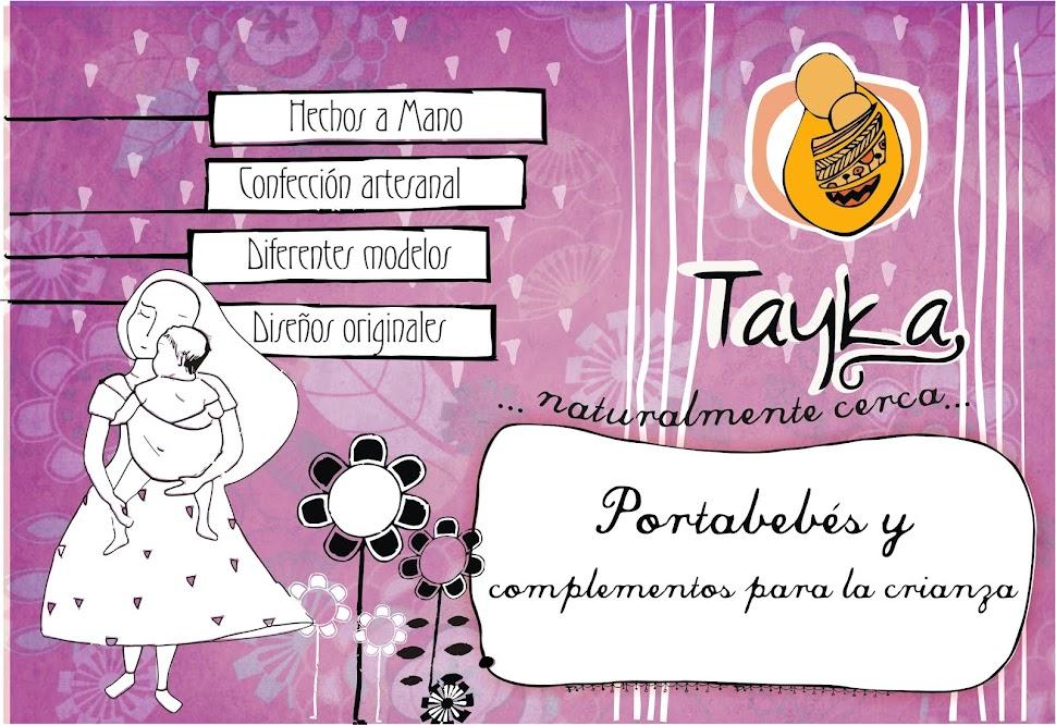 Tayka Portabebés