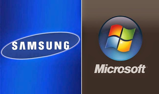 samsung,microsoft,Samsung paid billion dollars for Microsoft