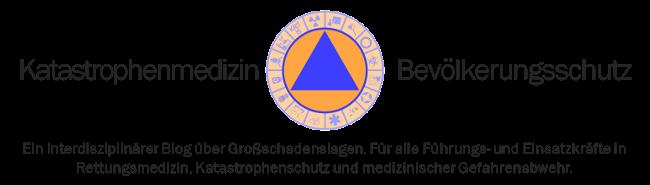 Katastrophenmedizin und Bevölkerungsschutz