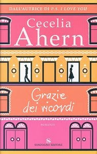 thanks for the memories cecelia ahern pdf