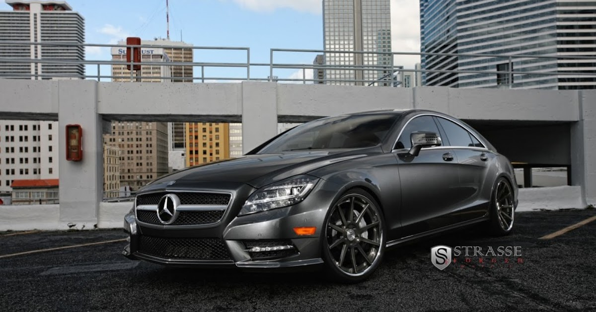 all cars nz 2013 mercedes benz cls550 by strasse forged. Black Bedroom Furniture Sets. Home Design Ideas