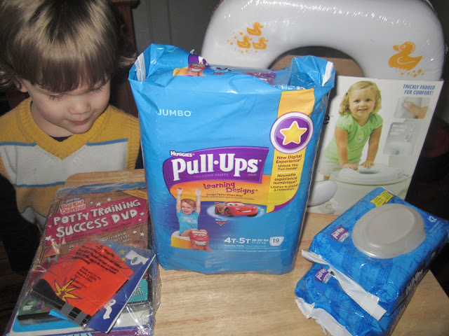 Huggies Pull-Ups Training Pants Learning Designs