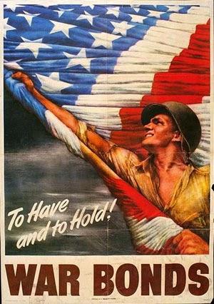 Bonos de Guerra Estados Unidos - Segunda Guerra Mundial