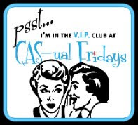 "VIP at CAS-ual Fridays ""Inspired by a book"""