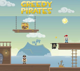 Greedy Pirates walkthrough.