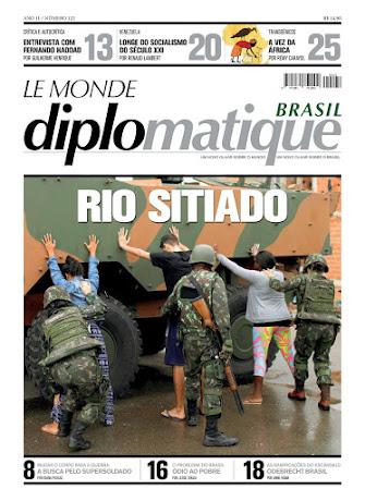 Le Monde Diplomatique - Setembro de 2017