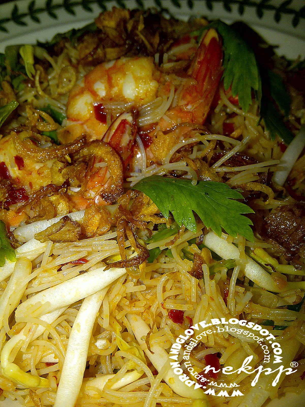 Resepi Cina Mee Hoon Basah Culinary Recipes