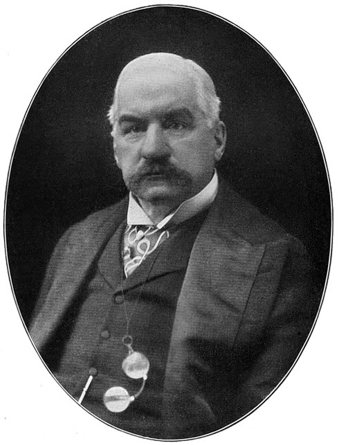 John Pierpont (J.P.) Morgan