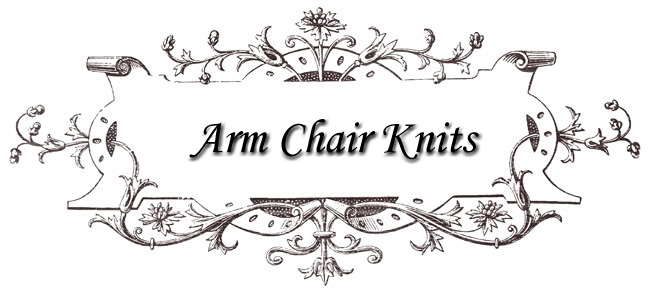 Arm Chair Knits