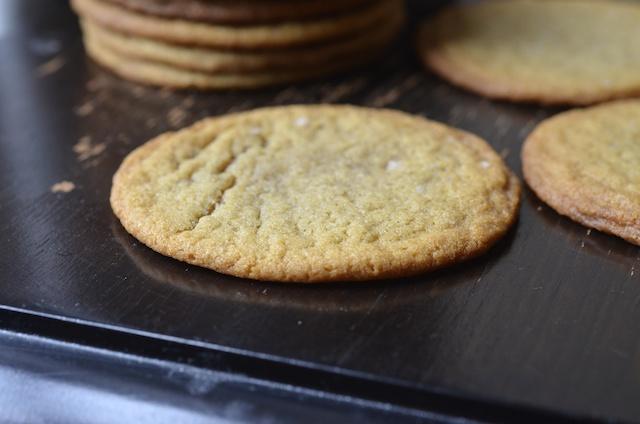 Easy crispy sugar cookie recipe