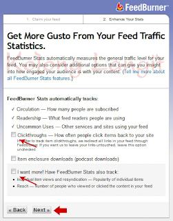 Cara Membuat Google Feedburner