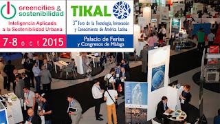 tikal, foro, greencities, sostenibilidad, medio ambiente, smart city, faico, jornada, evento, networking,