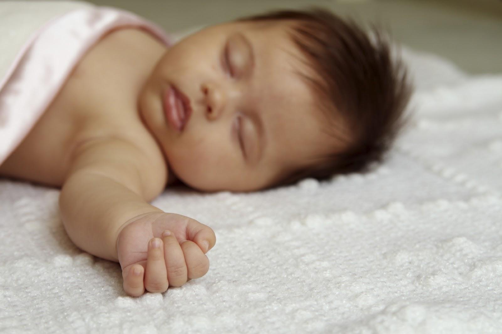 Baby Cute Sleeping Sleeping