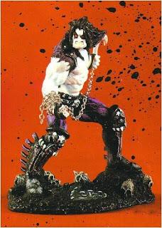 Lobo (DC Comics) Character Review - Mini Statue