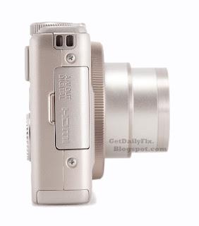 Canon PowerShot S100, Canon PowerShot