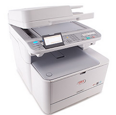 OKI MC361 printer Driver Download
