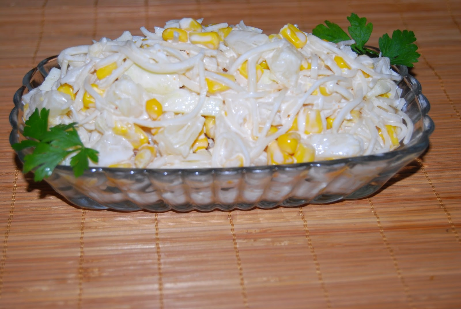 Salatka Z Selera Konserwowego Kulinaria Zblogowani