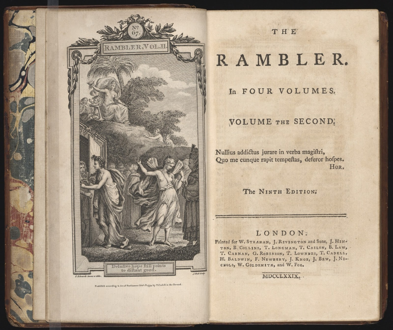 samuel johnson the rambler essay 156 This essay examines the fictitious letters to the editor in samuel johnson's rambler in order to explore the author's powerful ambivalence toward his various personas, his readership, and his own text throughout the periodical.