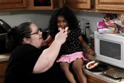 最胖媽媽 241公斤