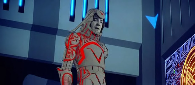 Sark, the antagonist of TRON