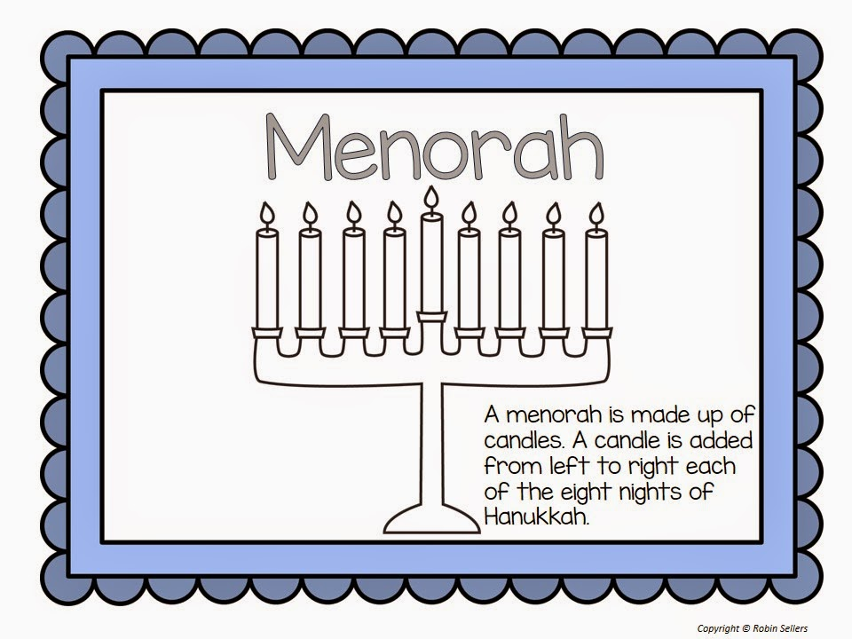 hanukkah symbols for kids