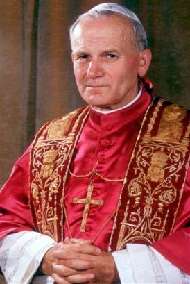 The MeMoire: Blessed Pope John Paul II