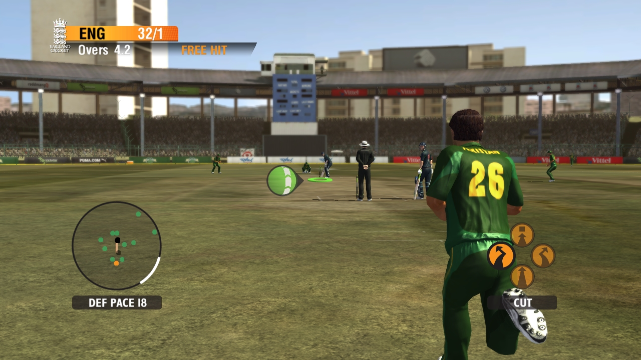 cricket games free download pc full version 2010