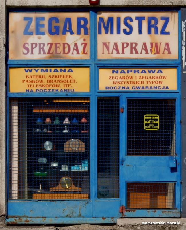 Warszawa Wola Górczewska naprawa zegarków usługi witryna