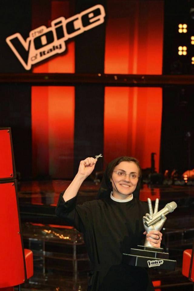 Siostra Cristina wydaje swój nowy album pop we Włoszech