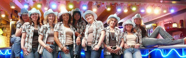 Mary Ann's Line Dancers