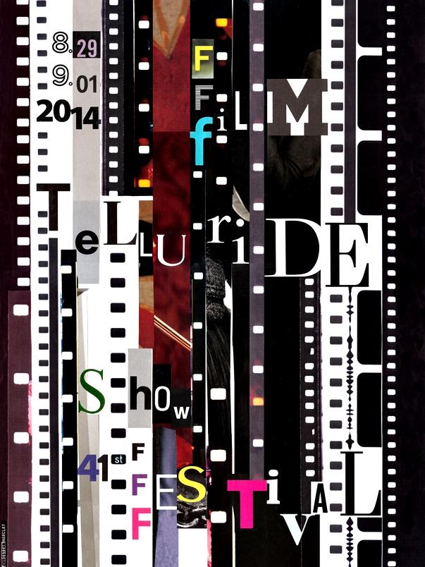 41 Telluride Film Festival Poster