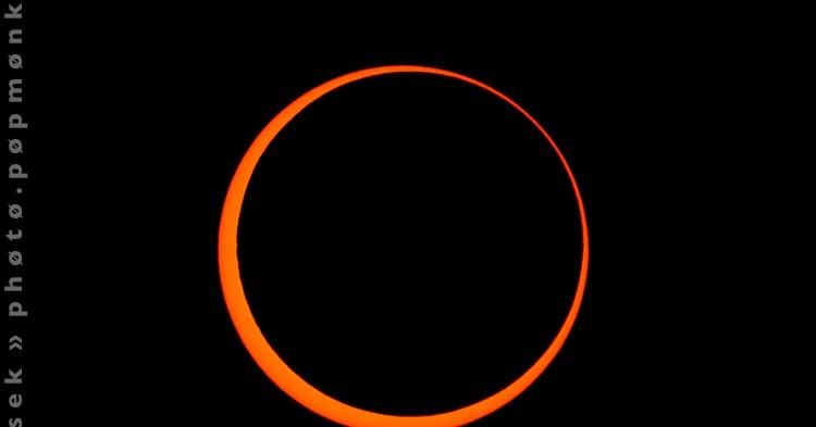 Weblog De Philippe Roux   U00e9clipse Annulaire De Soleil Et