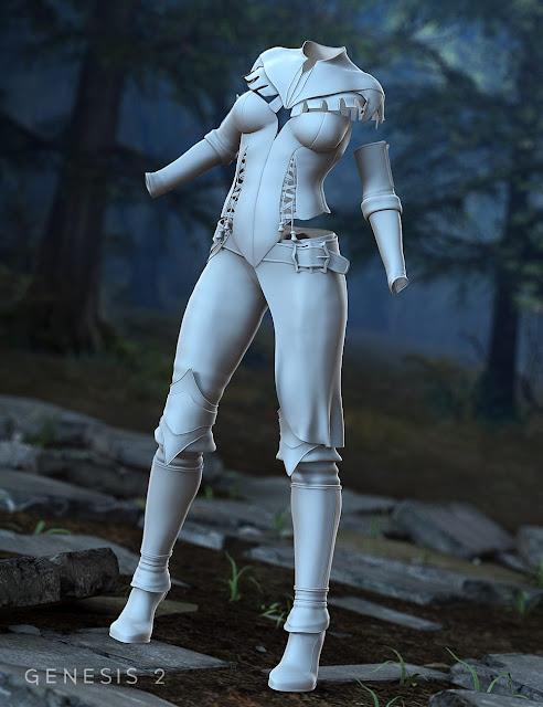 Darkwoods Heroine