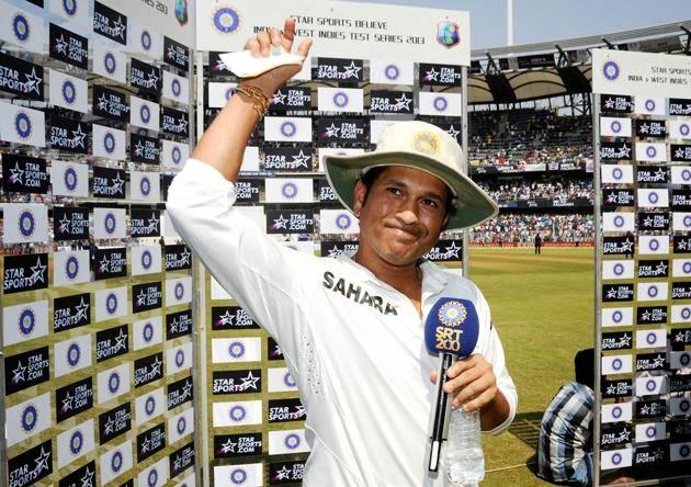 Sachin Tendulkar on Sunday night announced his retirement ...